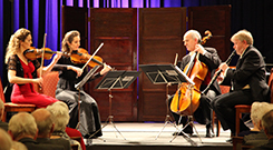 This is a small picture of the London Mozart Players Chamber Ensemble
