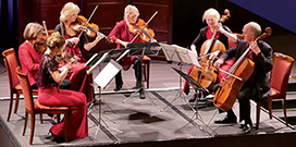 Here is a small picture of the London Mozart Players Chamber Ensemble