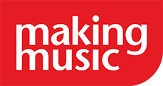 This is the logo of the National Federation of Music Societies (Making Music)